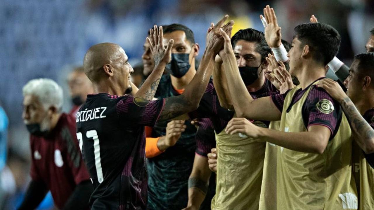 Selección Mexicana avanza a Cuartos de Final de Copa Oro al vencer a El Salvador
