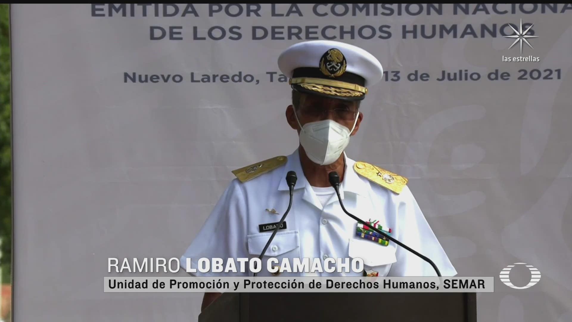 semar ofrece disculpas por desaparicion forzada de 30 personas en tamaulipas