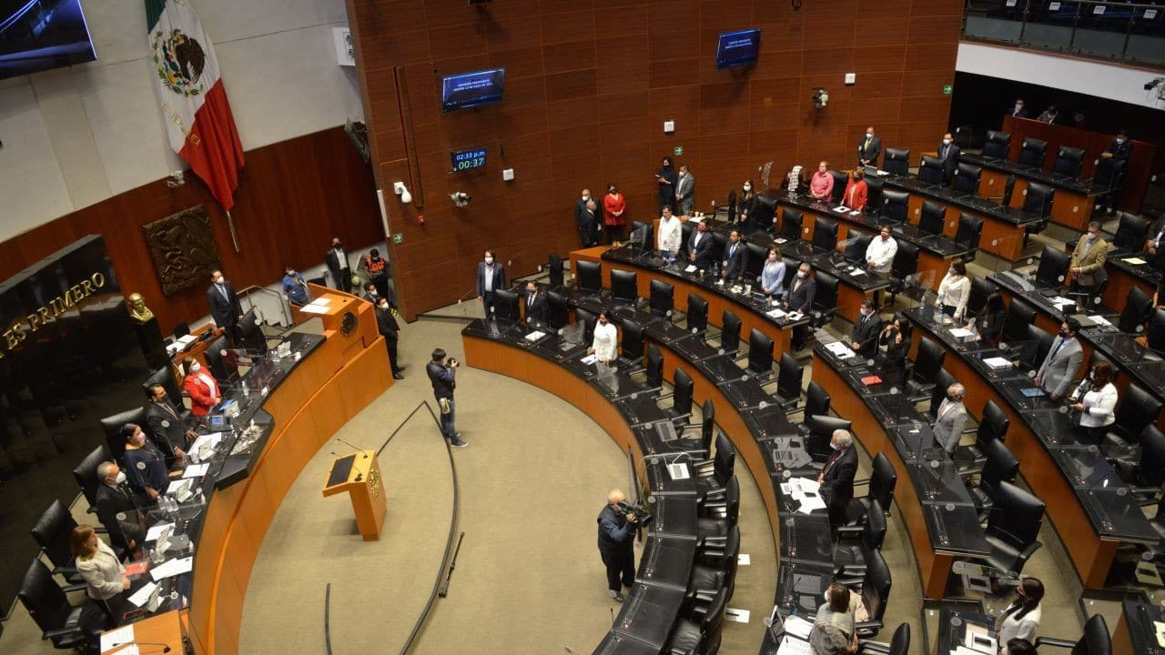 Sesión de la Comisión Permanente (Cuartoscuro, archivo)
