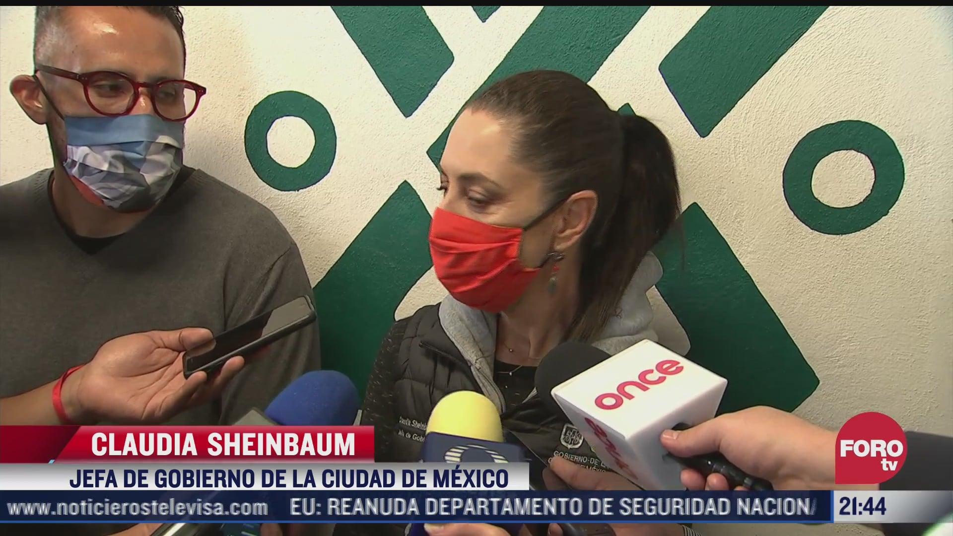 sheinbaum convoca a participar en la consulta popular