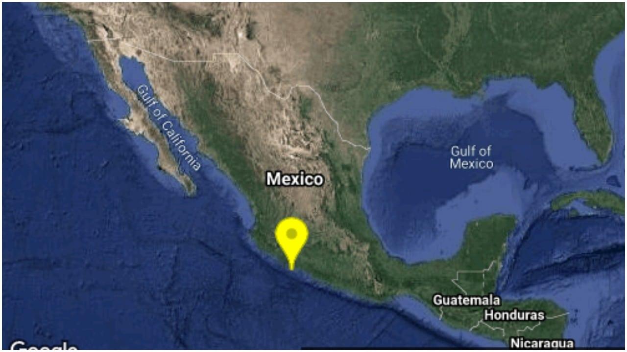Sismo Michoacán