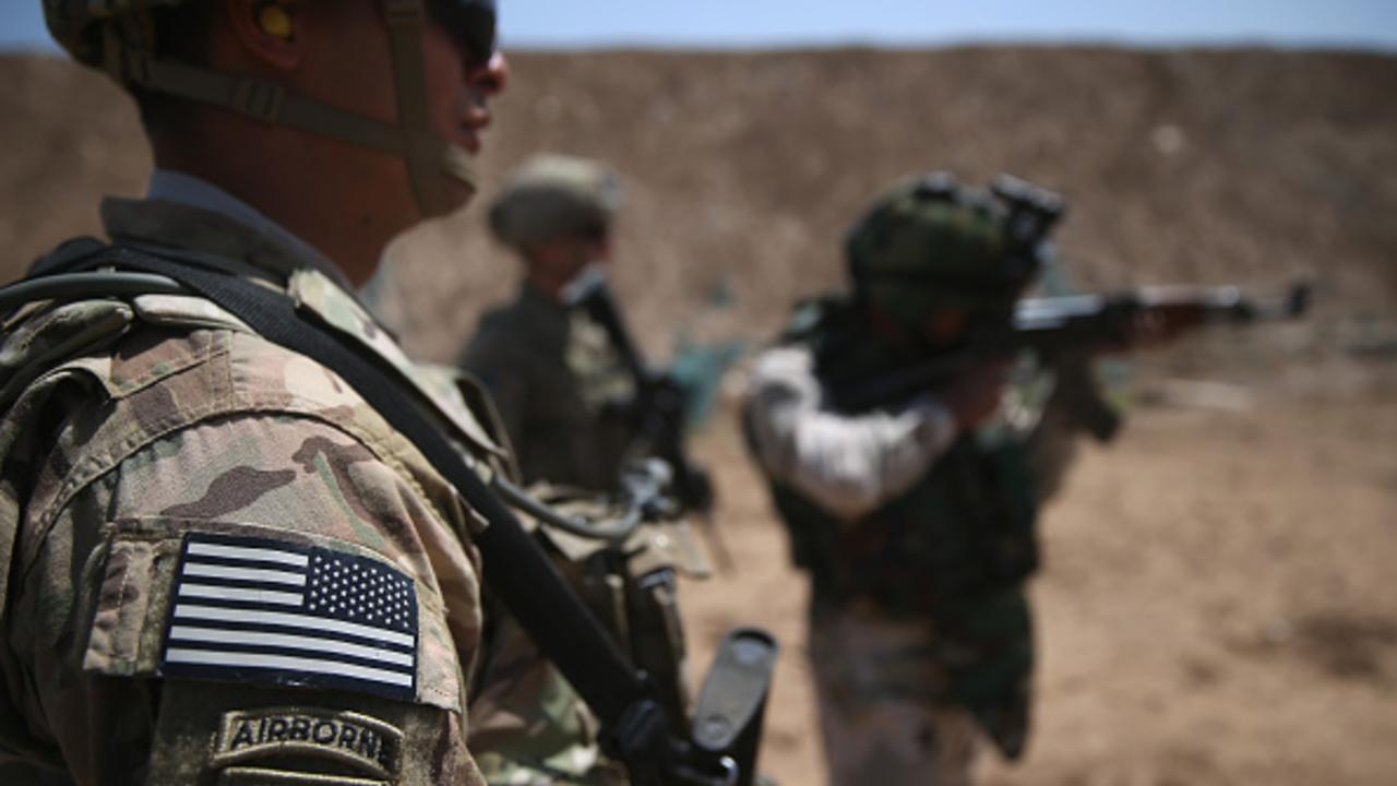 Atacan con dron una base militar de Estado Unidos en Irak