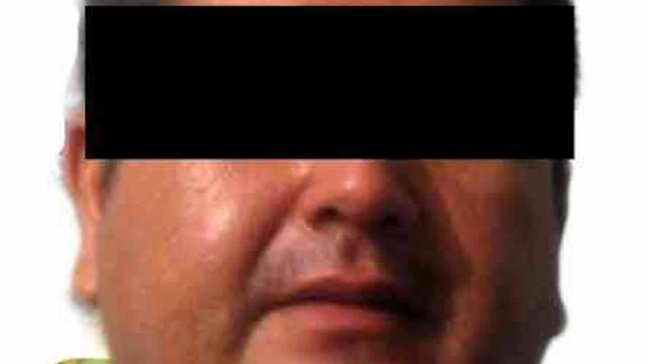 """Anastacio """"N"""", alias """"Tacho Mojarras"""", presunto integrante del grupo criminal """"Los Zetas"""" (Secretaría de Seguridad de Veracruz)"""