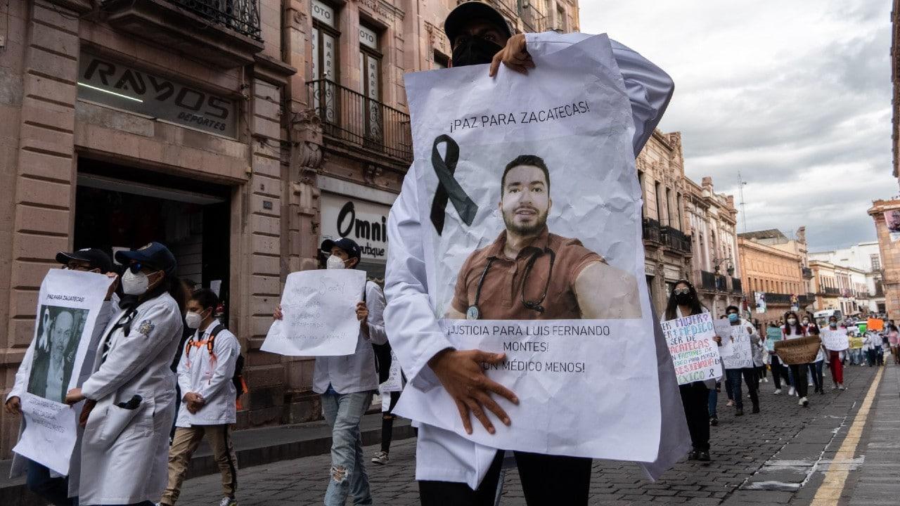 Terror y violencia en Zacatecas cobra la vida de dos médicos