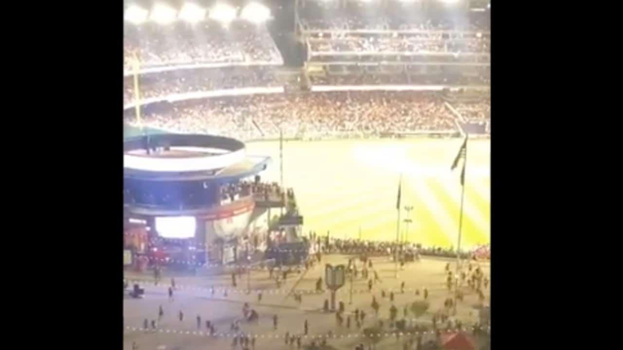 Detienen partido de béisbol en EEUU por tiroteo fuera del estadio