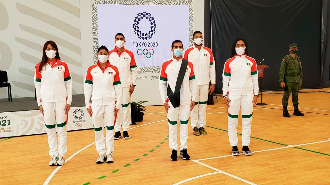 Calendario y horario de participación de mexicano en Juegos Olímpicos de Tokio 2020