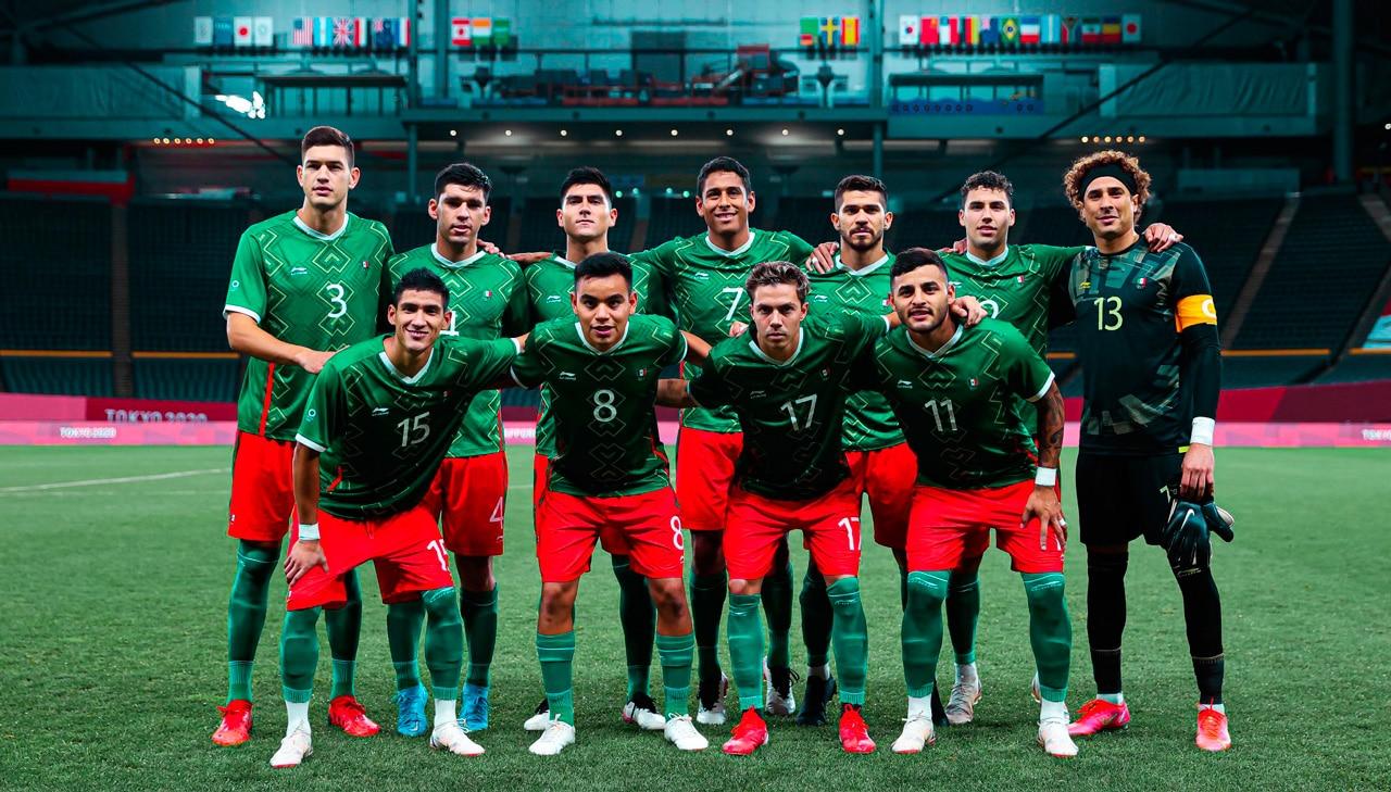 México vs Corea del Sur: horario en los Juegos Olímpicos de Tokio 2020