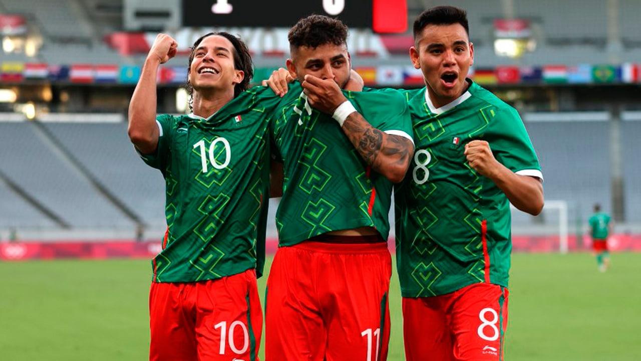 México vs Japón: horario para ver futbol en los Juegos Olímpicos 2021