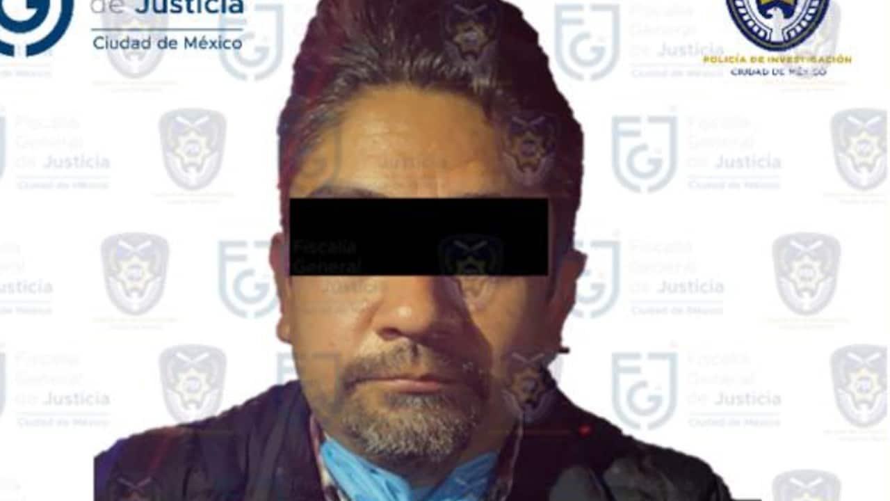 Edgar Tungüí, excomisionado para la Reconstrucción, Recuperación y Transformación de la CDMX (Fiscalía de CDMX)