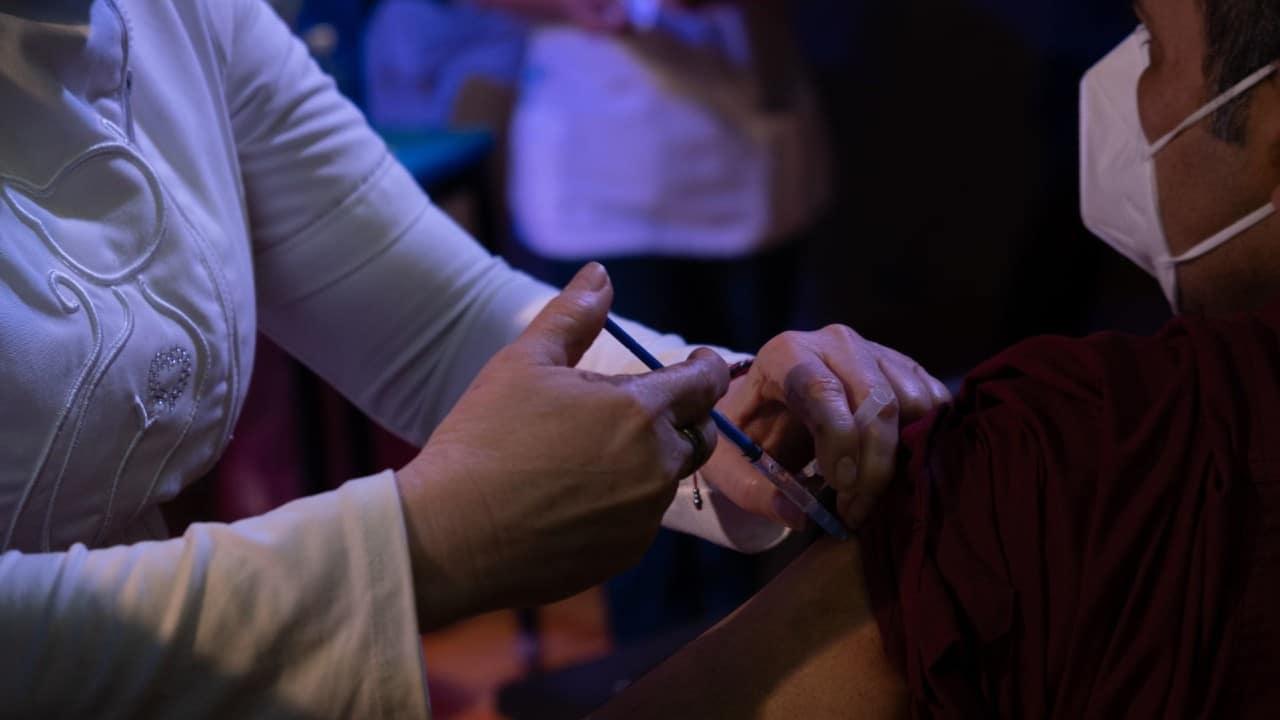 Vacuna contra el COVID-19 en Chiapas
