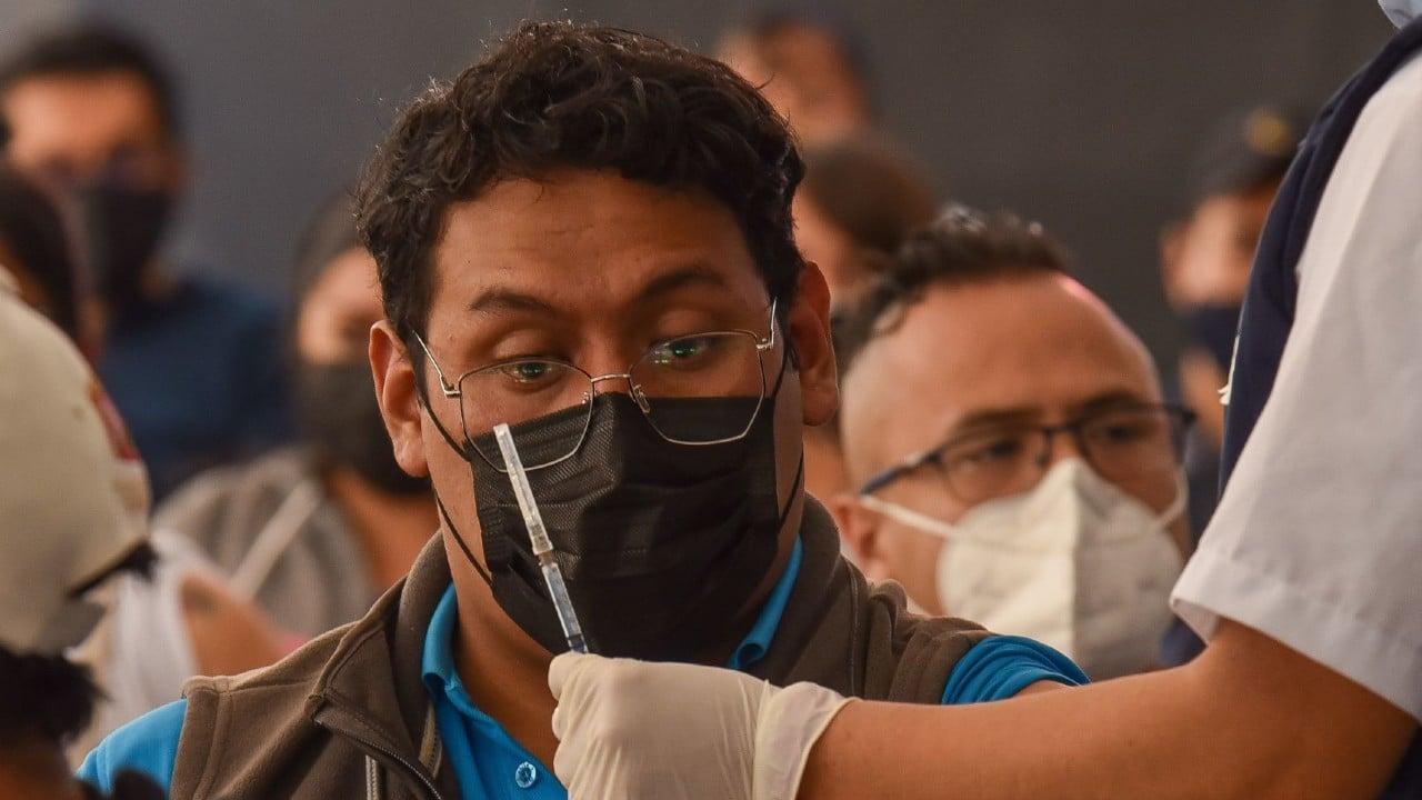 Vacuna contra el COVID-19 en la Ciudad de México