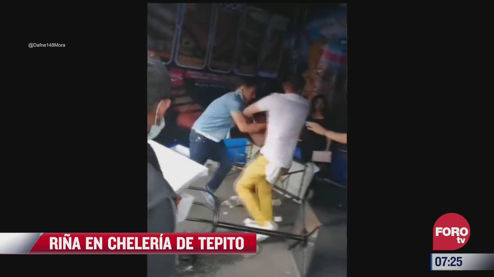 video rina en cheleria clandestina de tepito