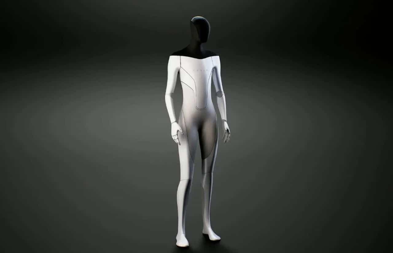 Elon Musk presentó robot humanoide de Tesla