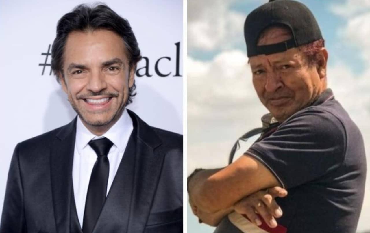 Eugenio Derbez habla sobre Zuleika, prometida de Sammy Pérez