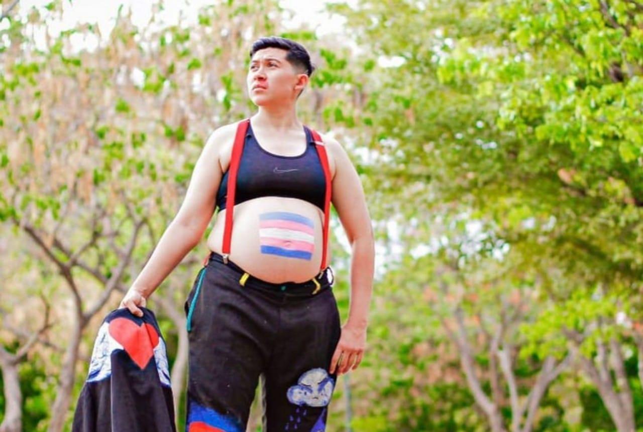 Hombre trans da a luz a su primer bebé en Culiacán Sinaloa