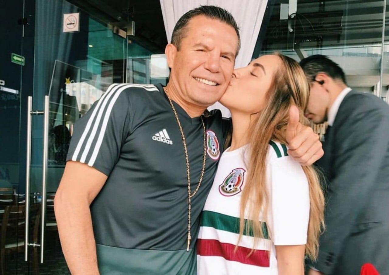 Nicole, hija de Julio César Chávez responde al Travieso Arce