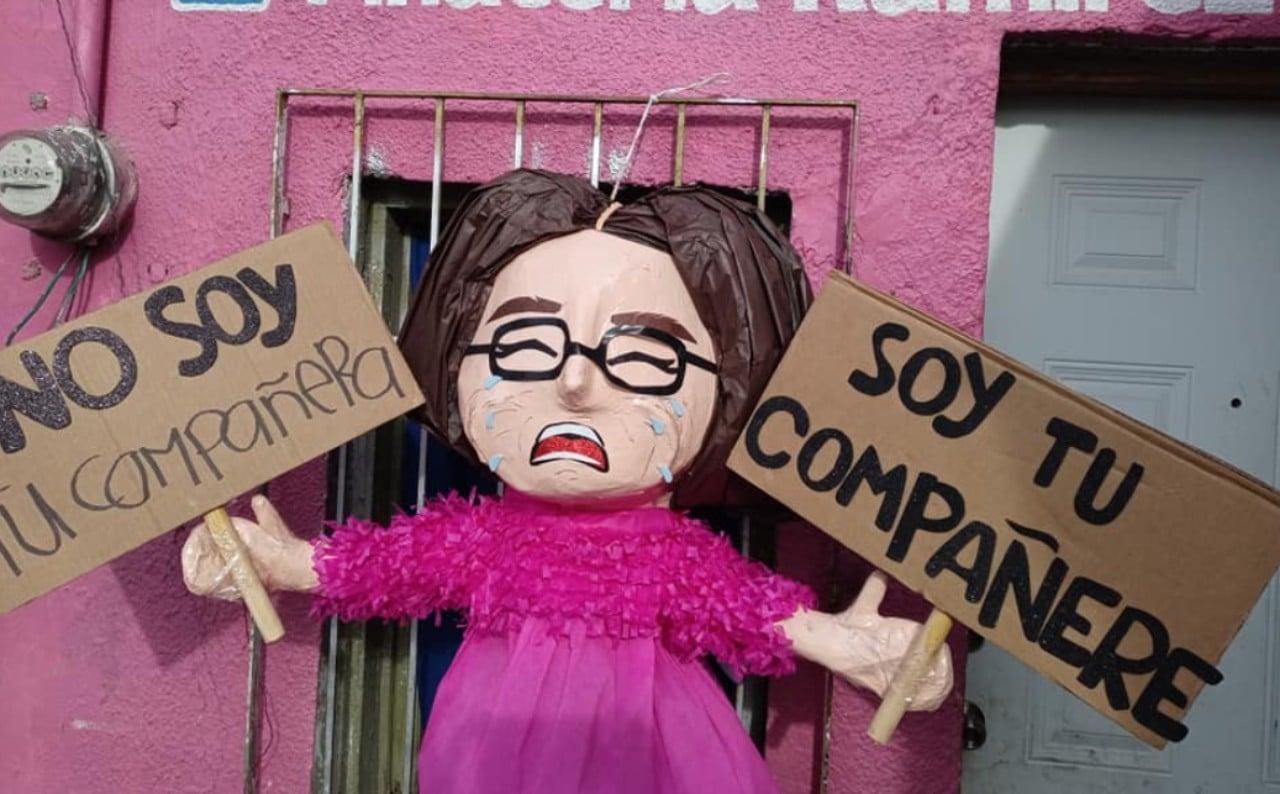 Piñata del caso compañere