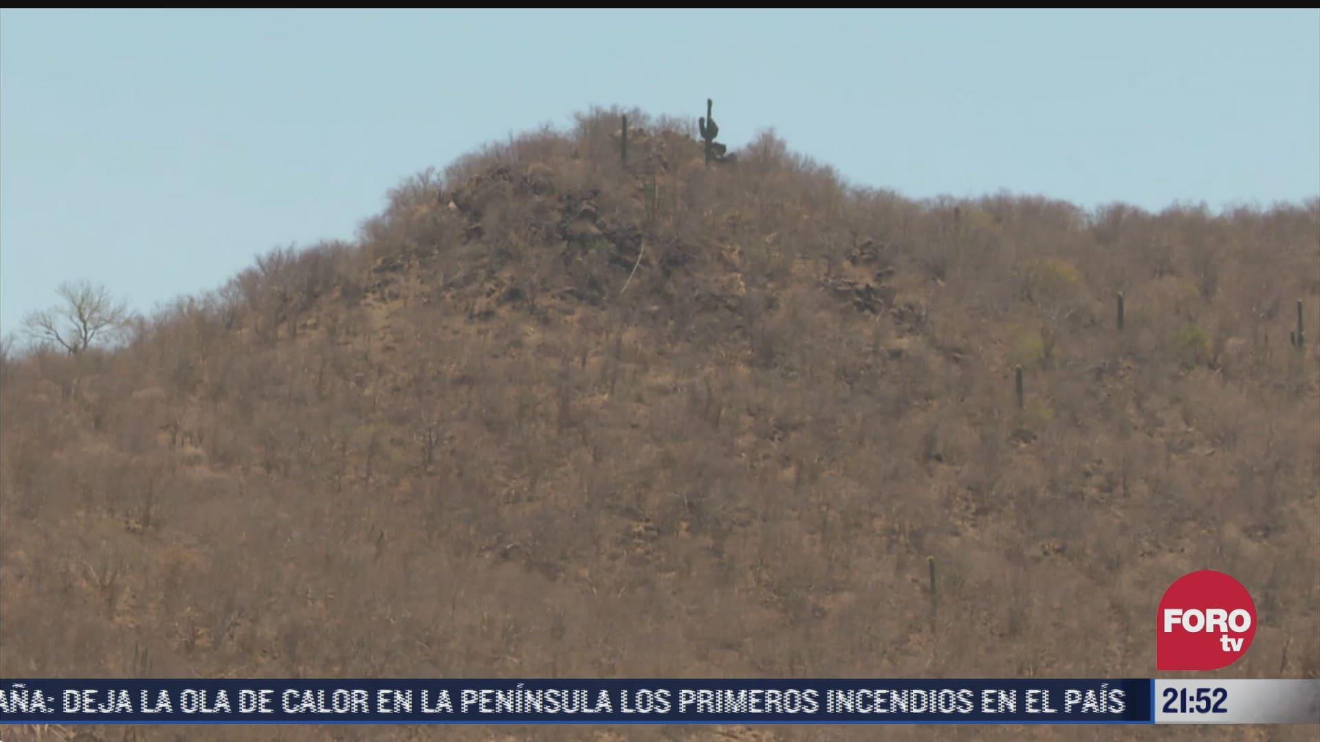51 municipios de mexico sufren sequia extrema