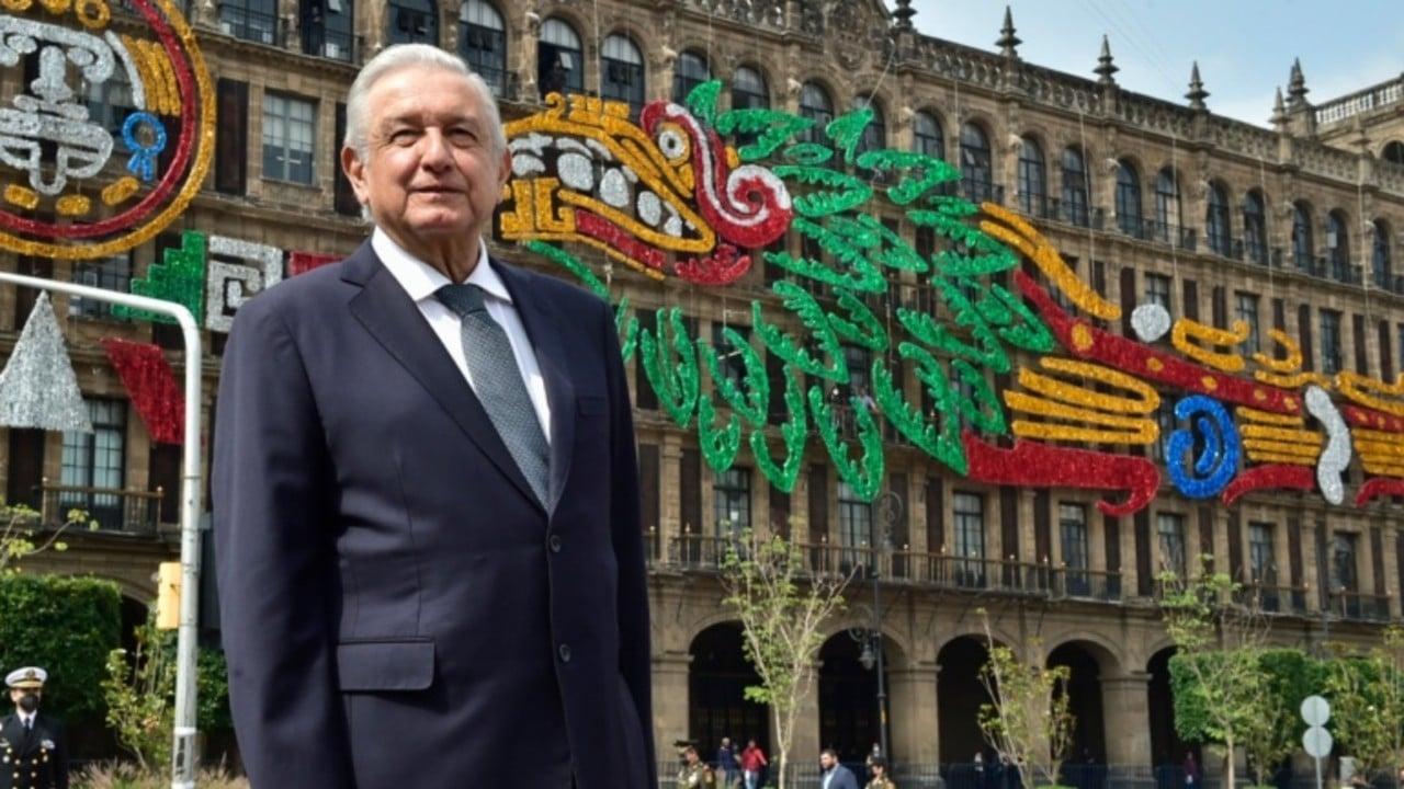 'La Conquista fue un rotundo fracaso': AMLO al conmemorar 500 años de Resistencia Indígena