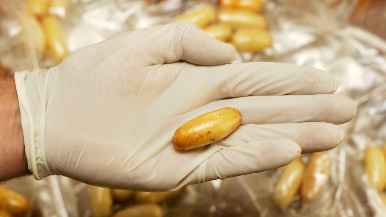 Aseguran laboratorio presuntamente utilizado para fabricar droga sintética