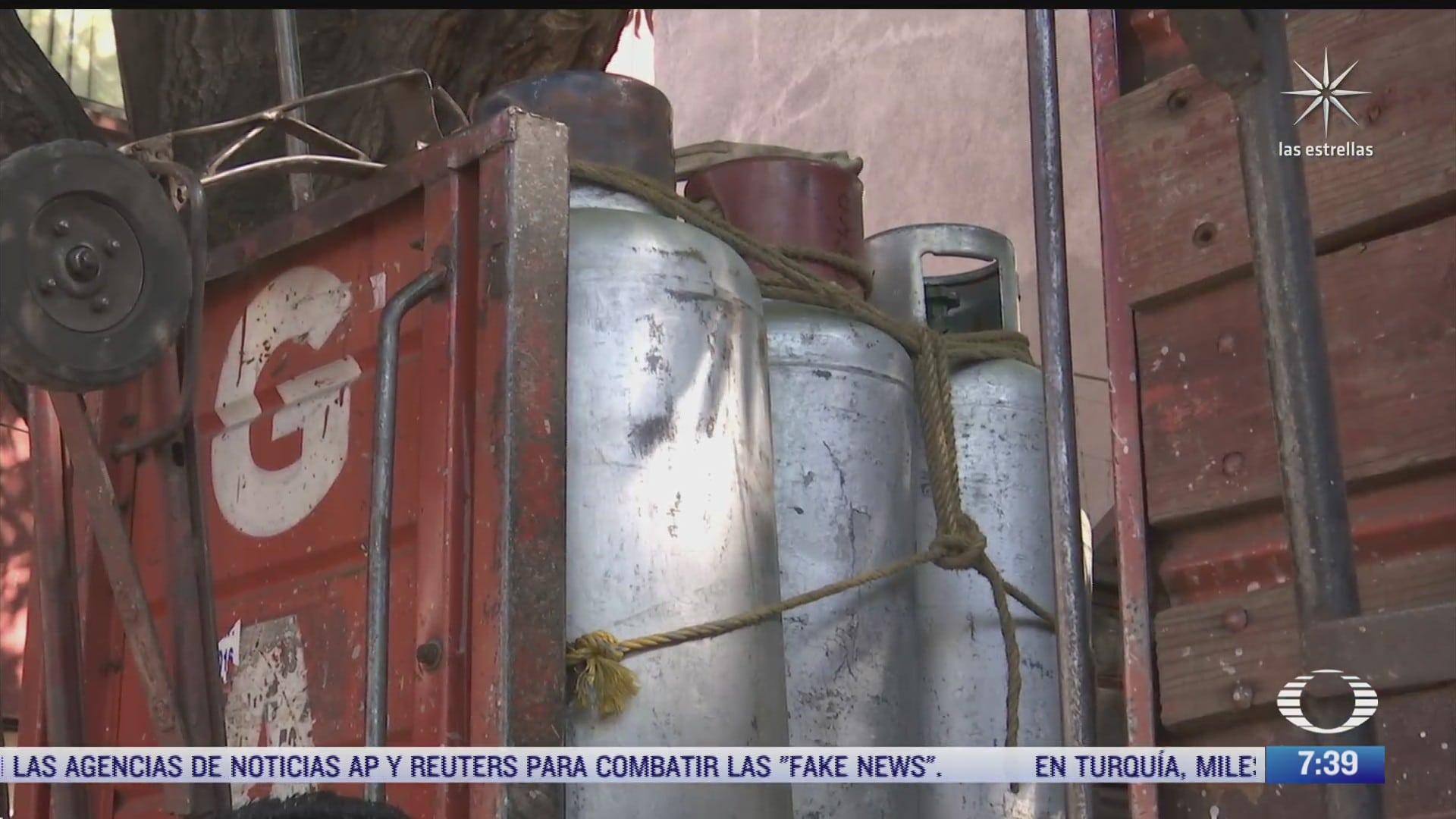 cuales son los precios maximos del gas lp en mexico