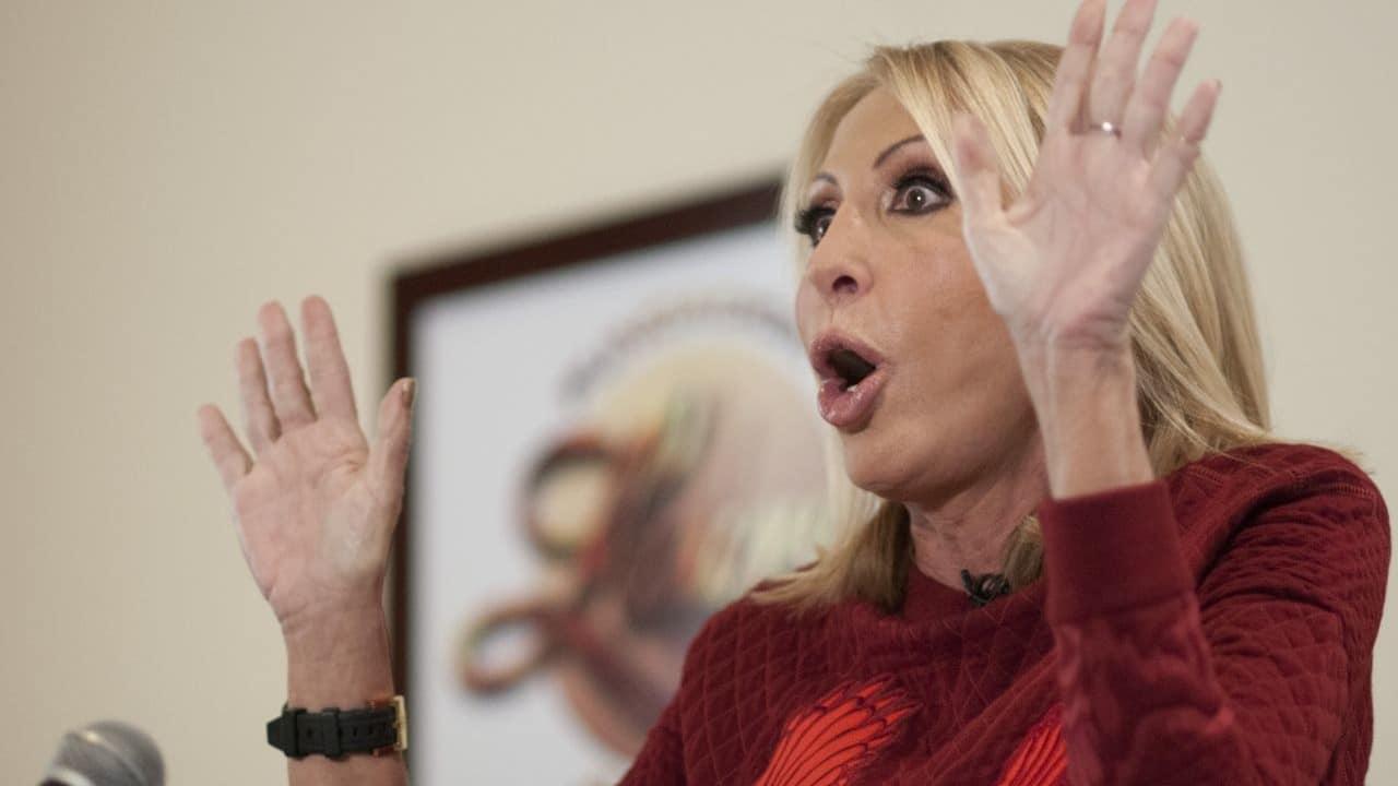 Juez niega amparo a Laura Bozzo contra orden de aprehensión