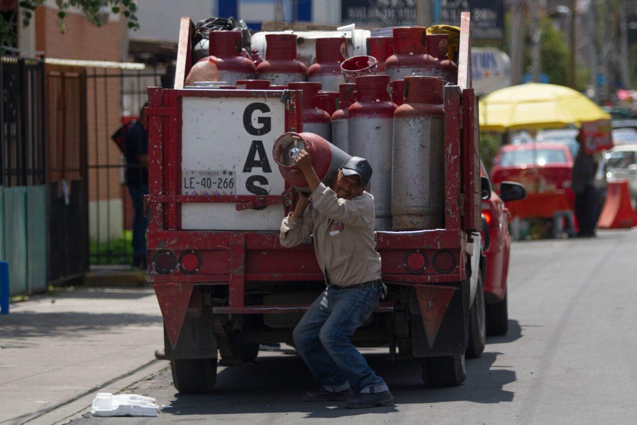 Precio del Gas LP en México