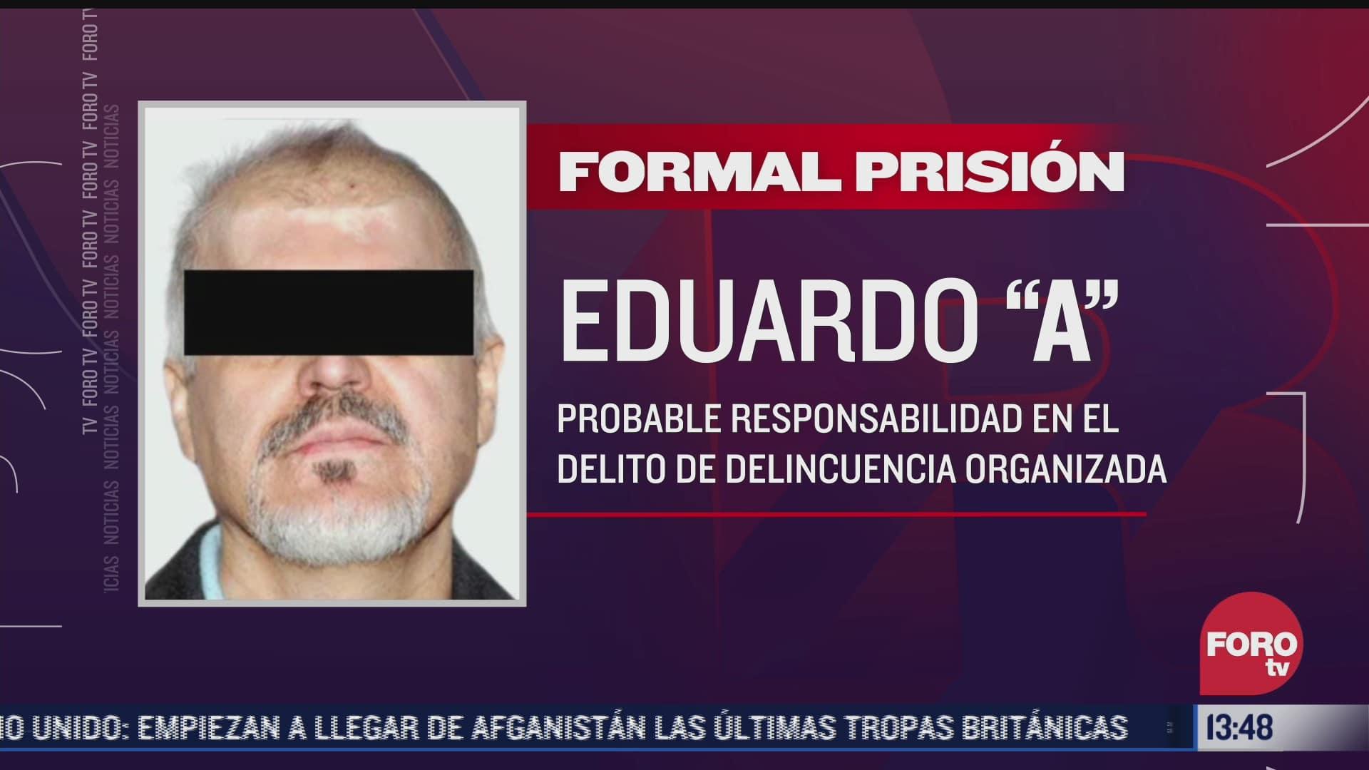 dan formal prision a eduardo arellano felix