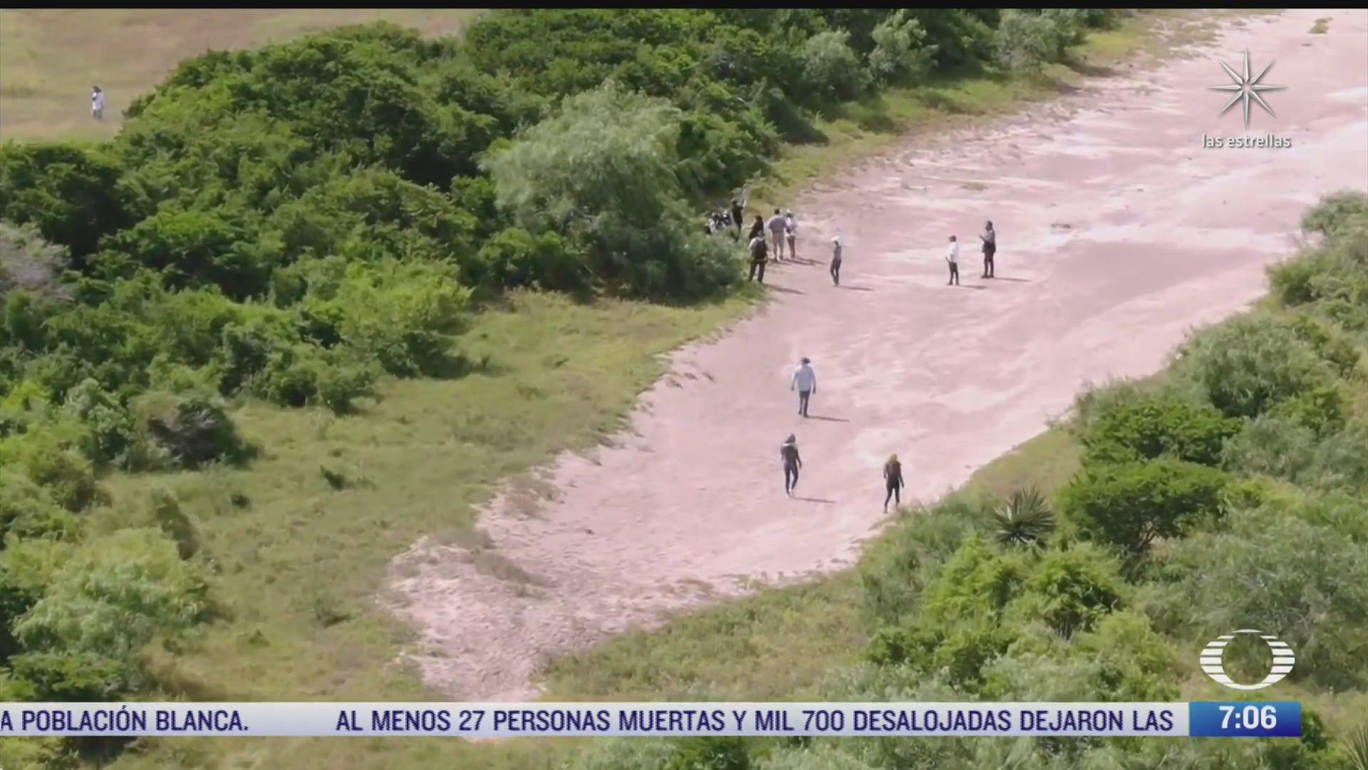 despierta vuelve al campo de exterminio la bartolina con madres de desaparecidos