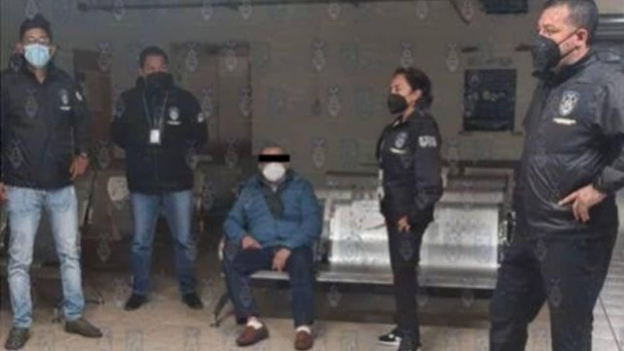 Diputado Saúl Huerta, detenido en calles de la colonia Roma – Noticieros  Televisa