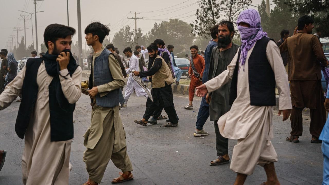 EEUU evacúa a 3 mil 800 personas de Afganistán en las últimas 24 horas