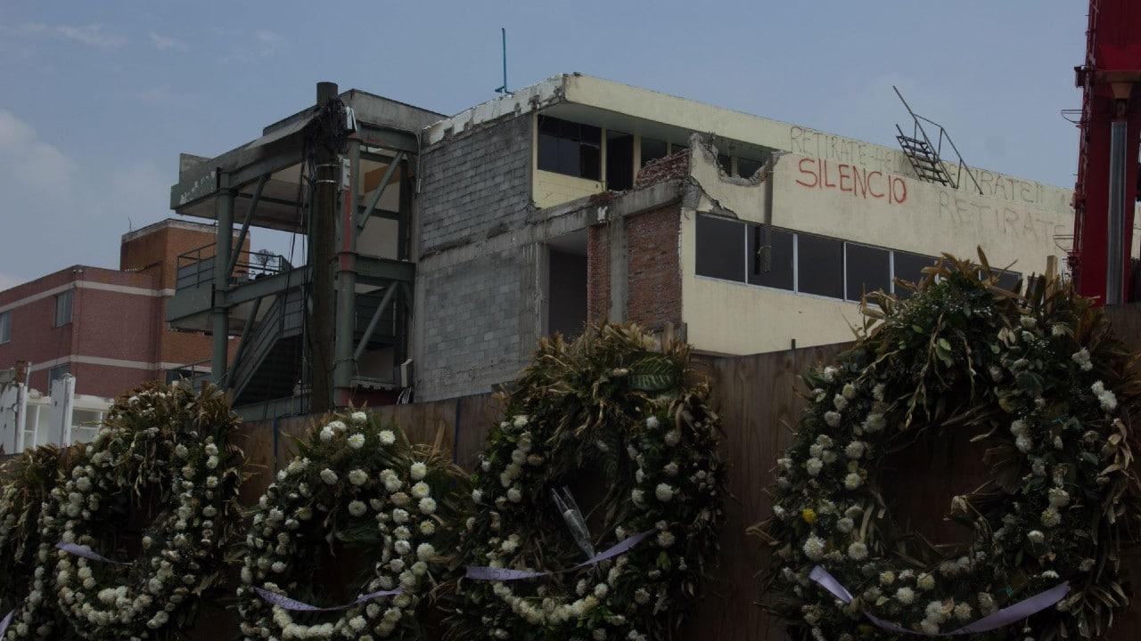 El colegio Enrique Rébsamen a un año del terremoto