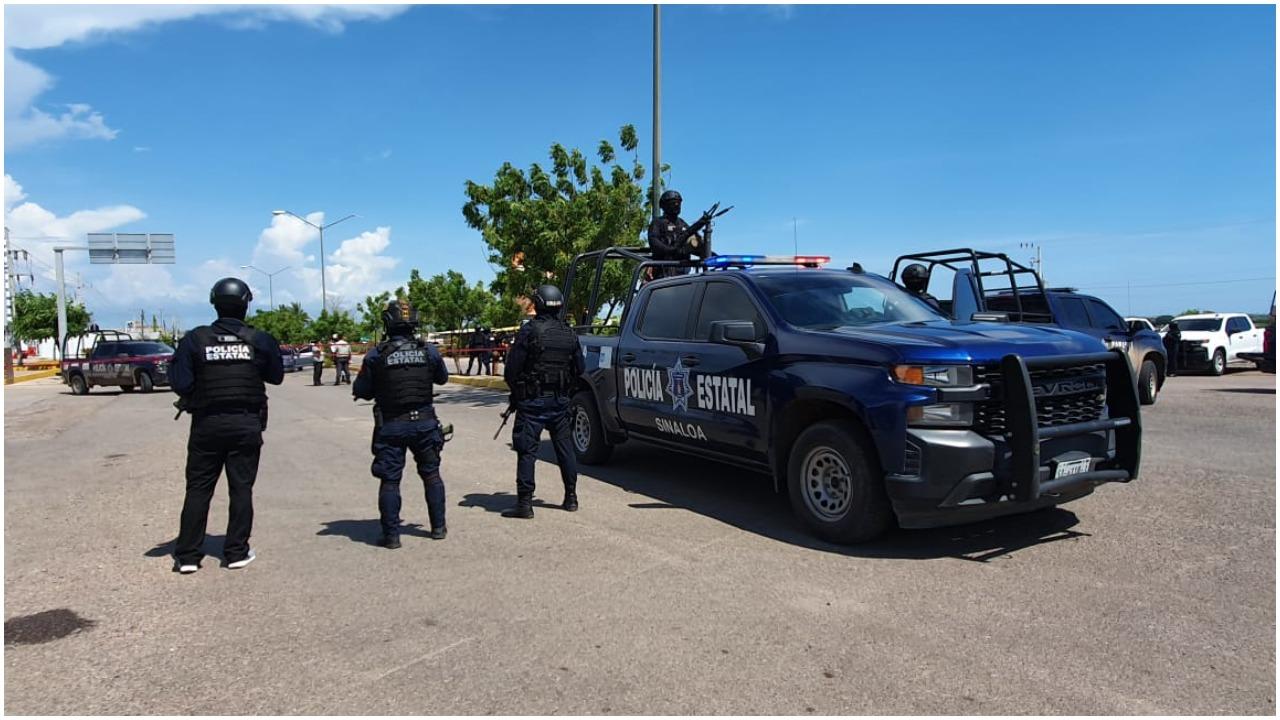 Enfrentamiento Sinaloa