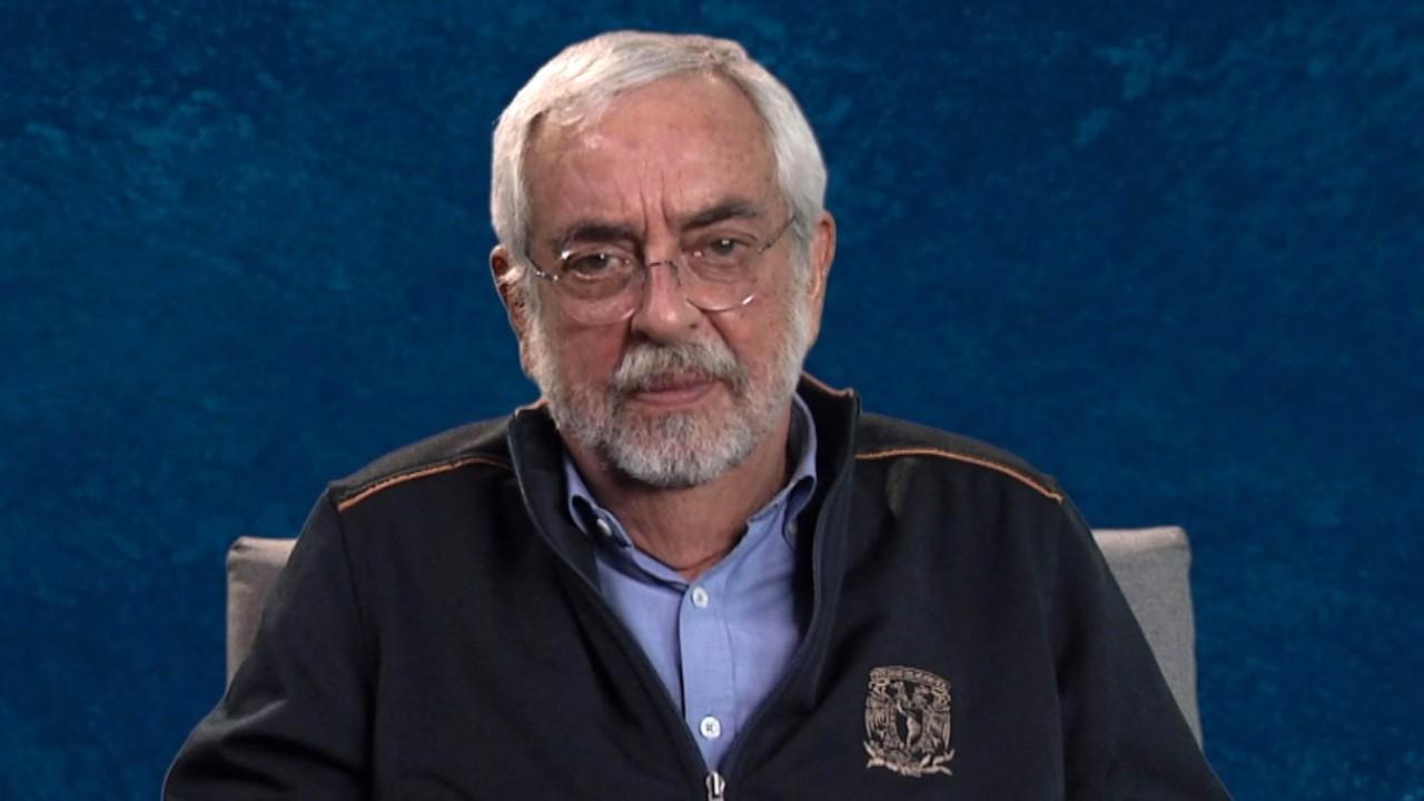 El rector de la UNAM, Enrique Graue (UNAM)