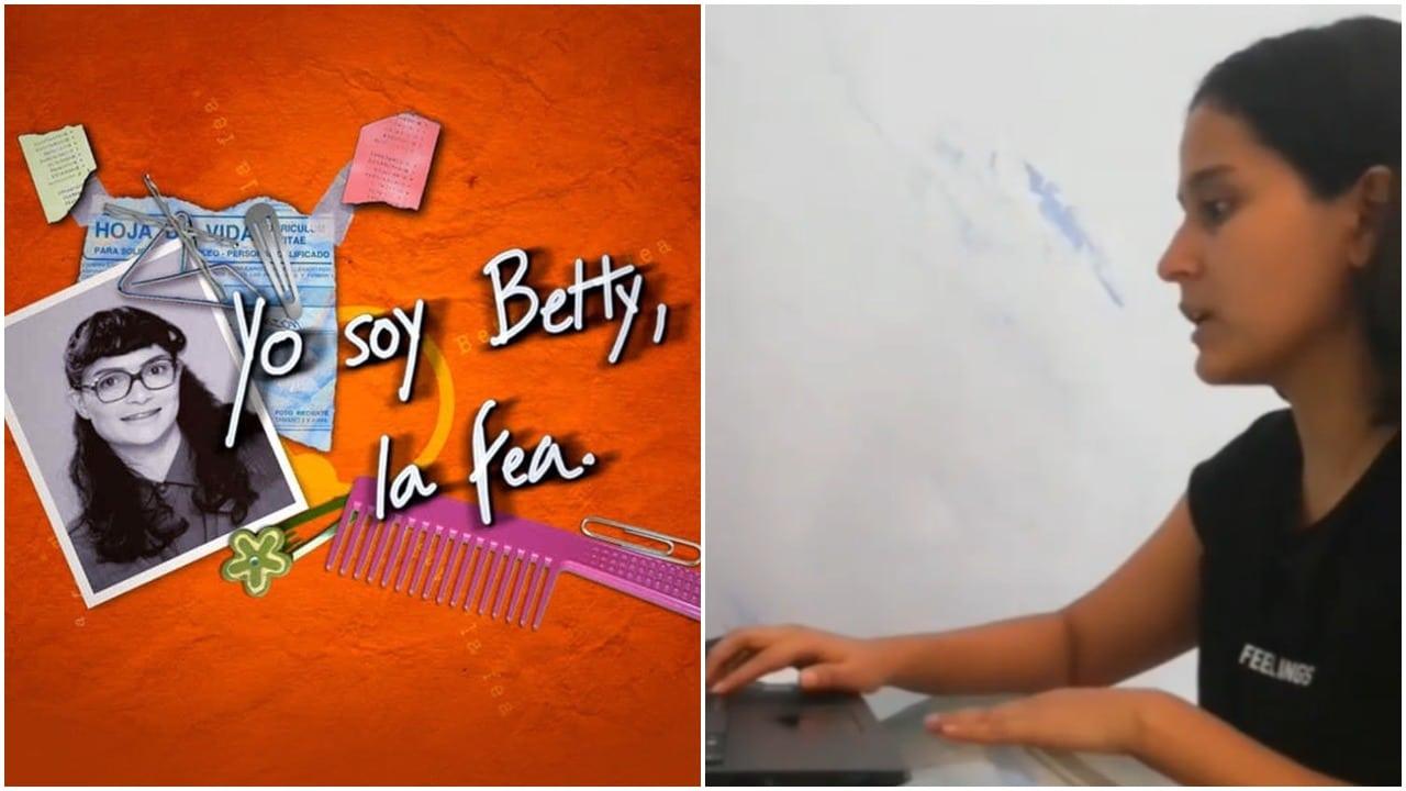 Estudiante denuncia discriminación tras presentar trabajo de Betty la Fea
