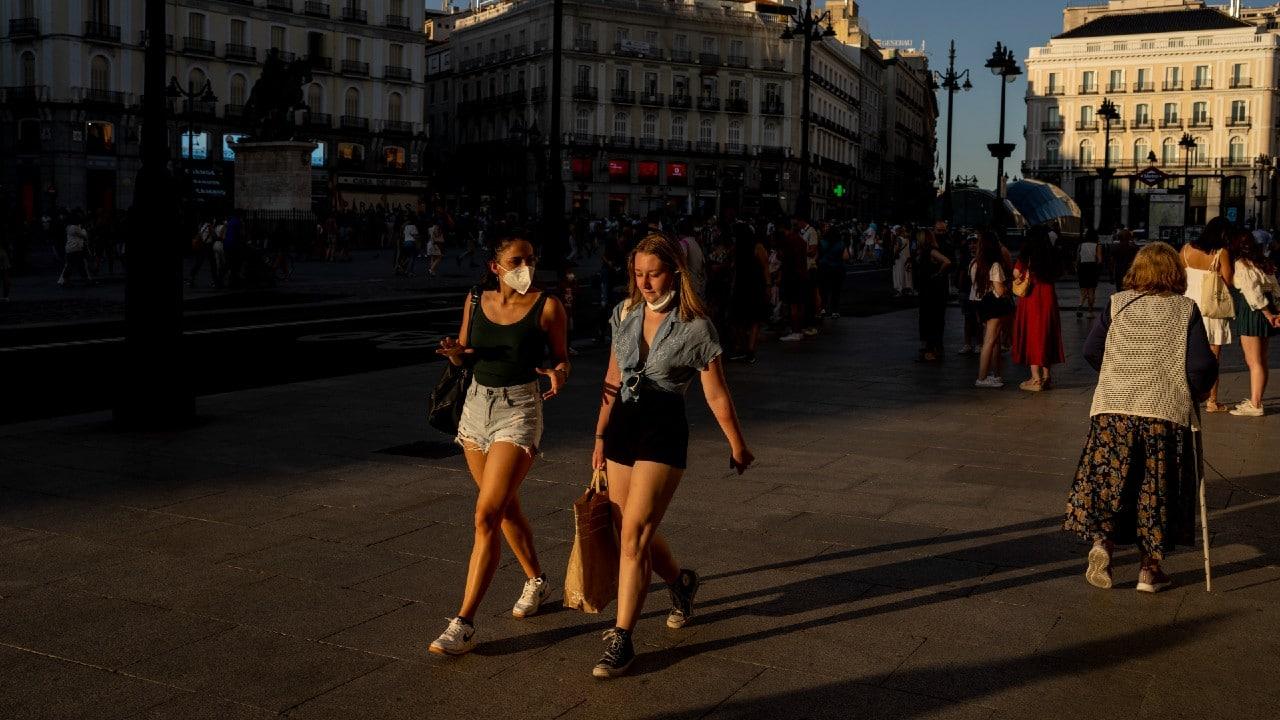 Europa podría alcanzar temperatura histórica de 50 grados centígrados, alerta OMM