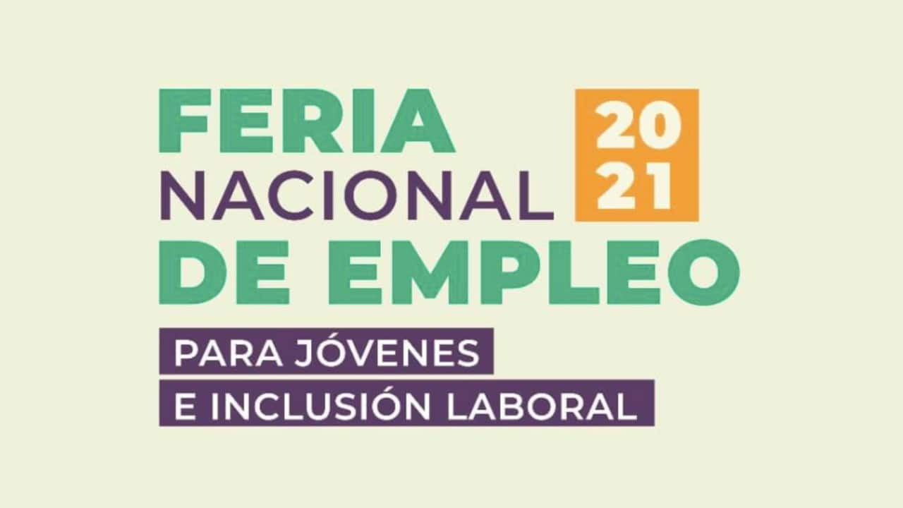 Feria Nacional de Empleo 2021 en Iztacalco