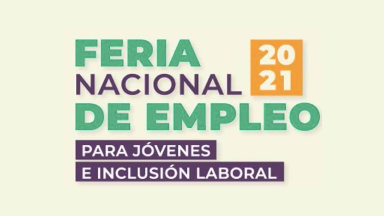 Feria Nacional de Empleo ofrecerá 40 mil vacantes
