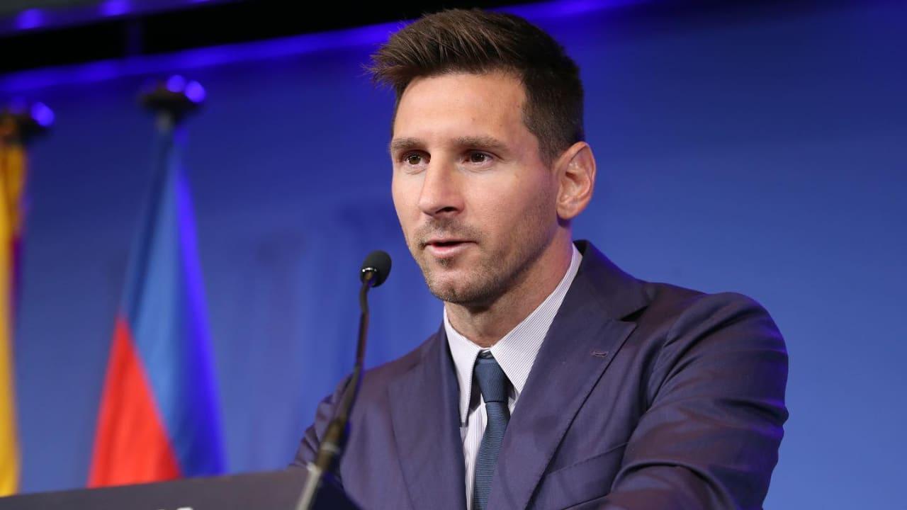 Messi escribe emotivo mensaje sobre salida del Barcelona
