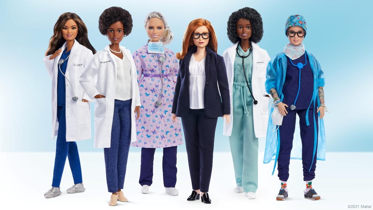 Cocreadora de vacuna COVID-19 tendrá su propia Barbie