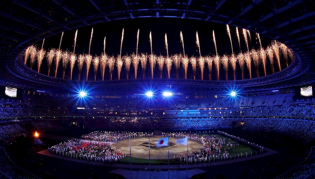 Fotos: Ceremonia de clausura de Juegos Olímpicos de Tokyo 2020