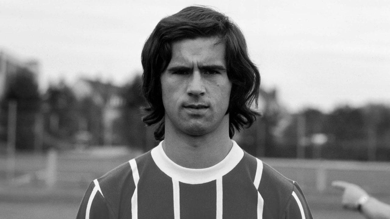 "Murió Gerd Müller, apodado ""El Bombardero"" o ""Torpedo"""