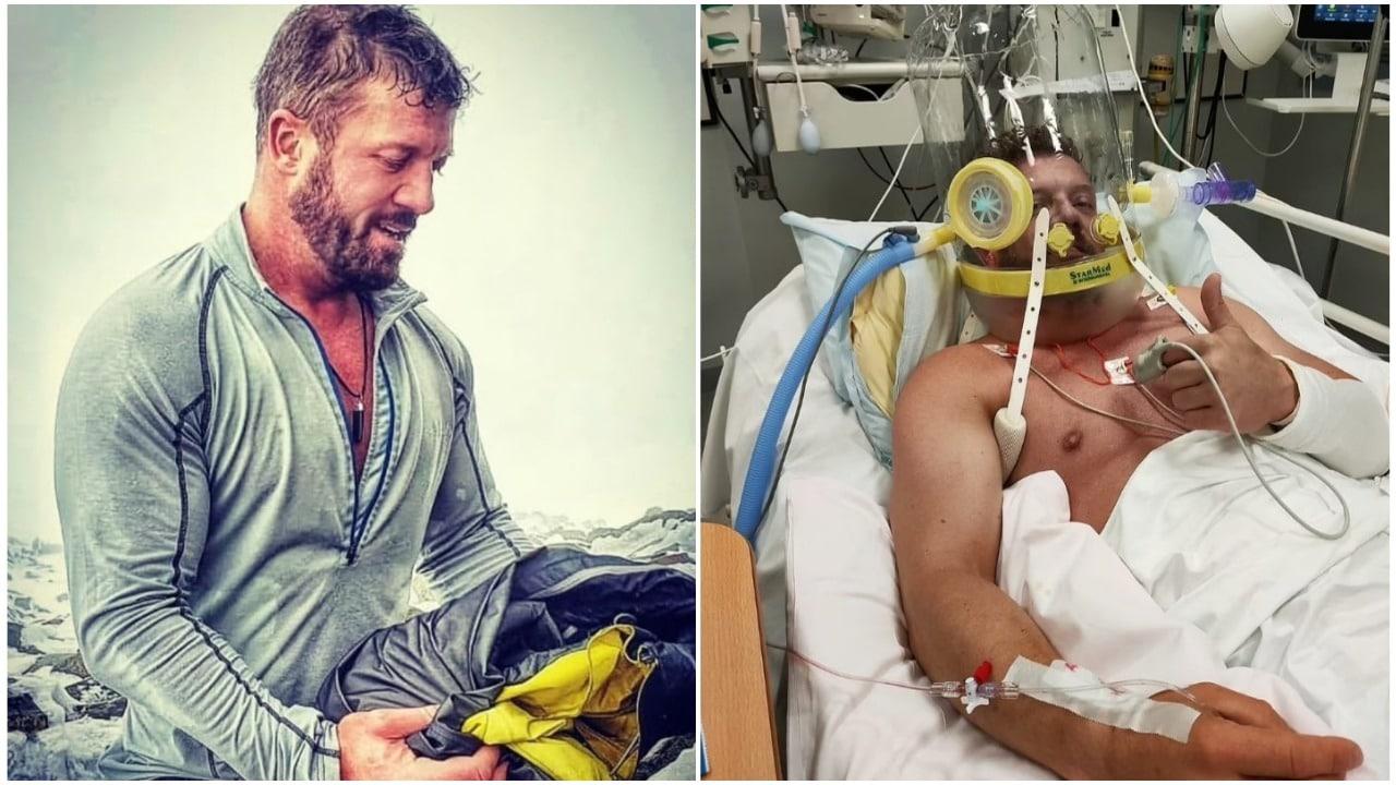 Hombre atleta muere por covid tras no querer recibir la vacuna por sentirse casi inmortal