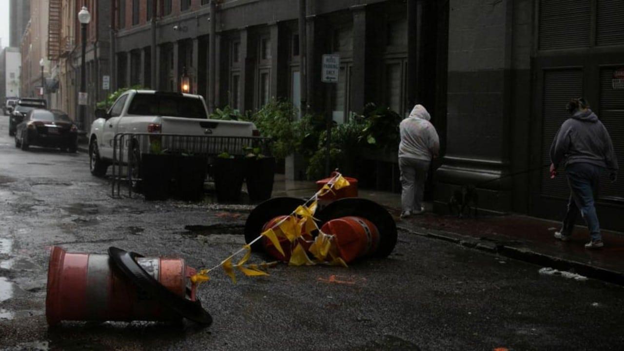 Huracán Ida deja un muerto en Luisiana y toda Nueva Orleans a oscuras