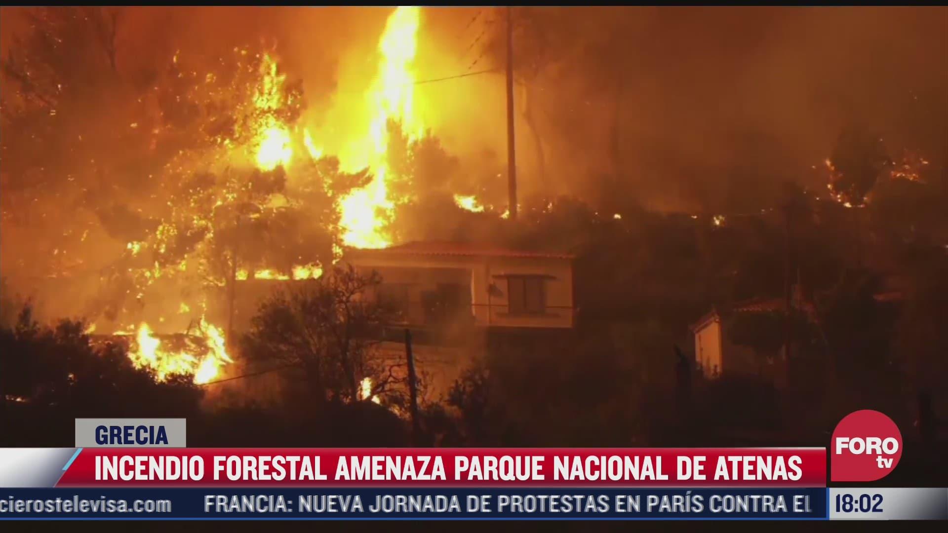 incendios forestales siguen en eeuu y europa