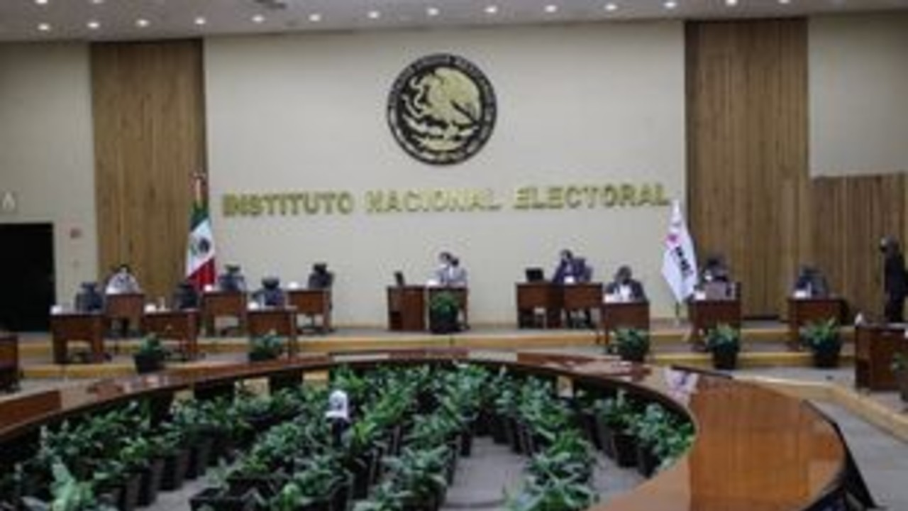 INE alista asignación de diputaciones de Representación Proporcional