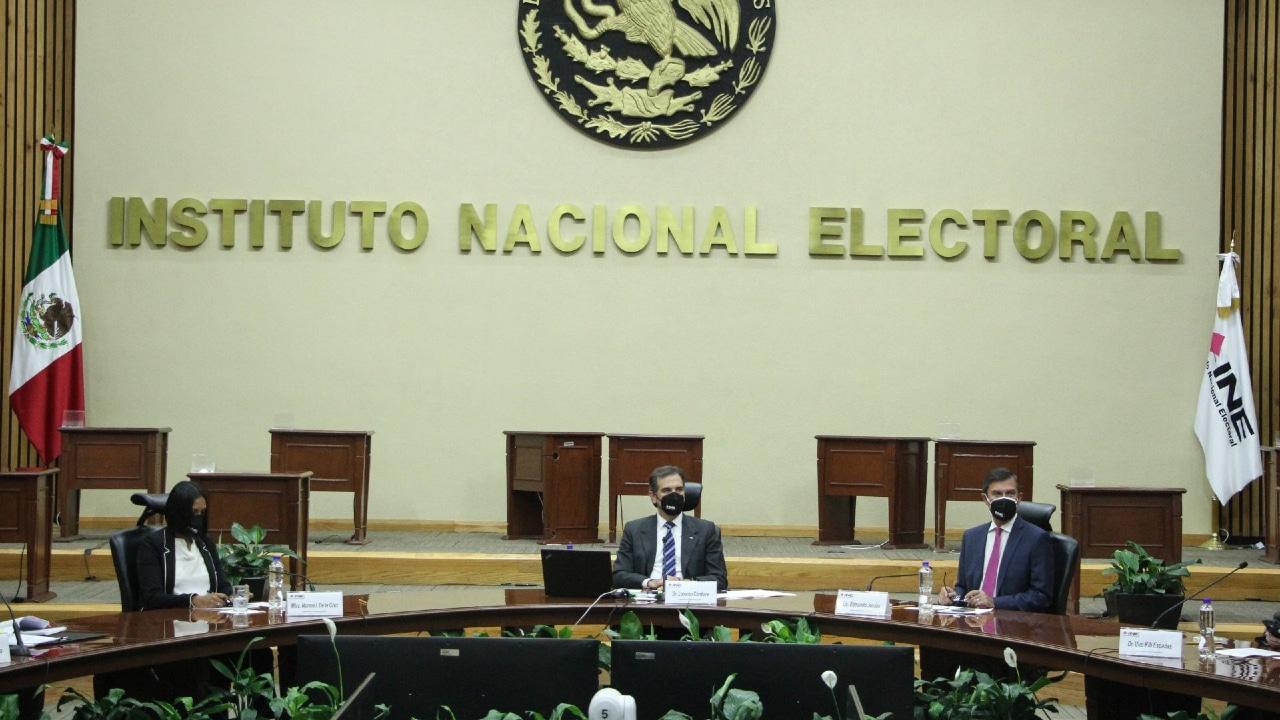 INE instala sesión extraordinaria por Consulta Popular