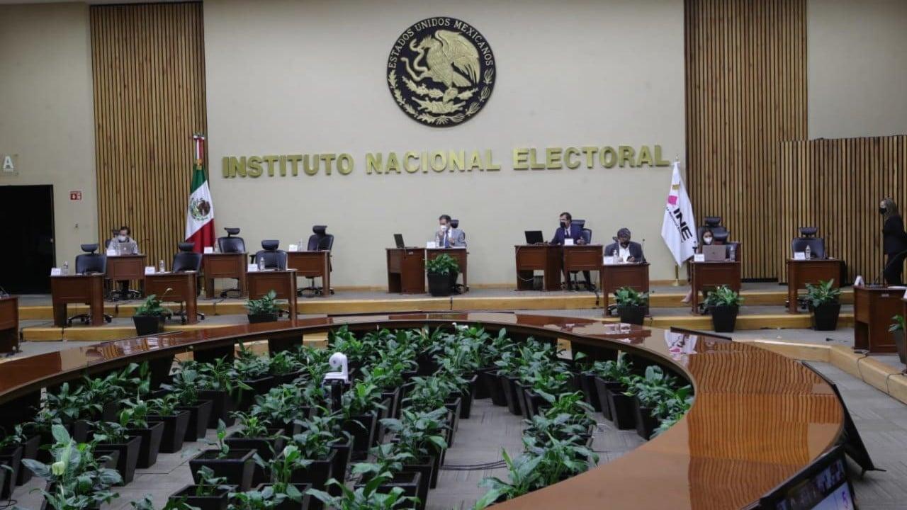 Consejo General del Instituto Nacional Electoral (Cuartoscuro)