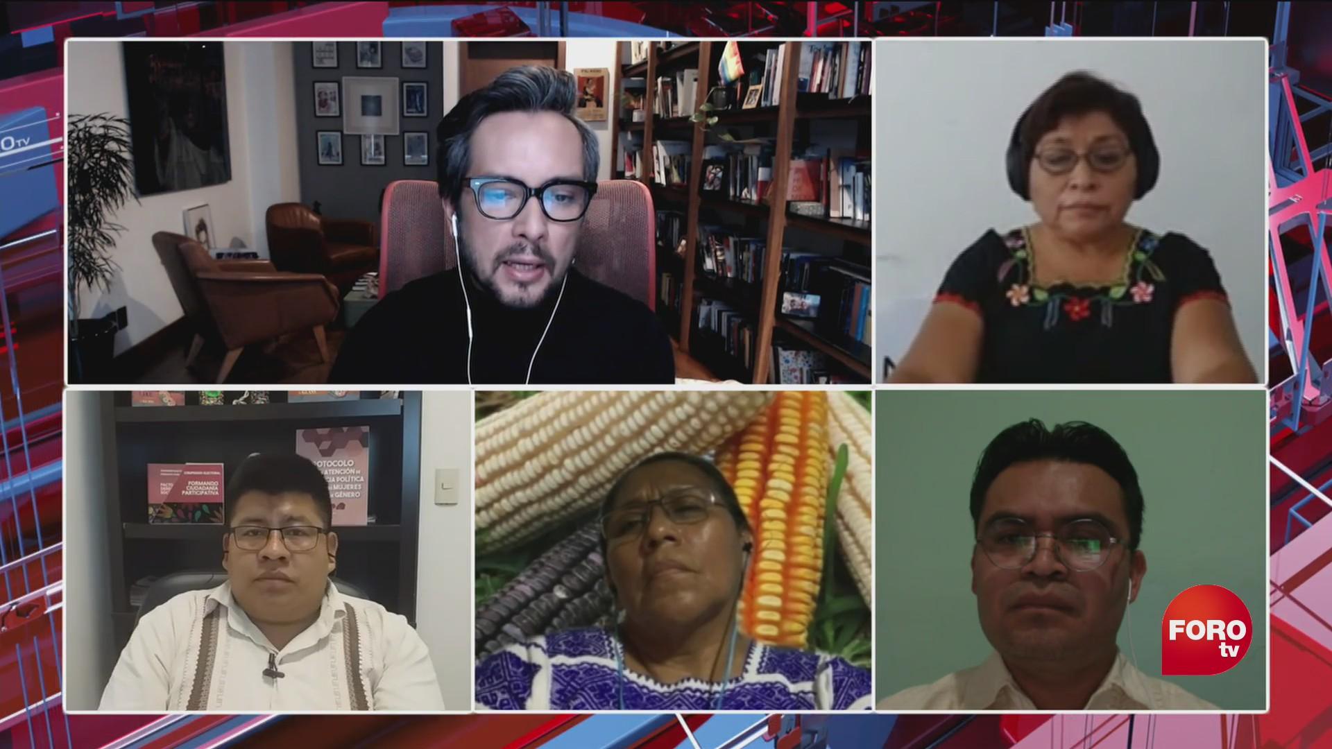 las mujeres indigenas un recurso politico o un reconocimiento justo