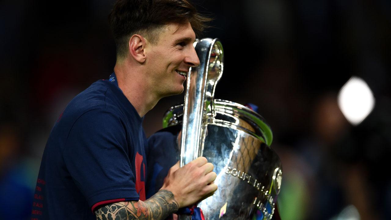 Leo Messi y sus mejores momentos con el Barcelona